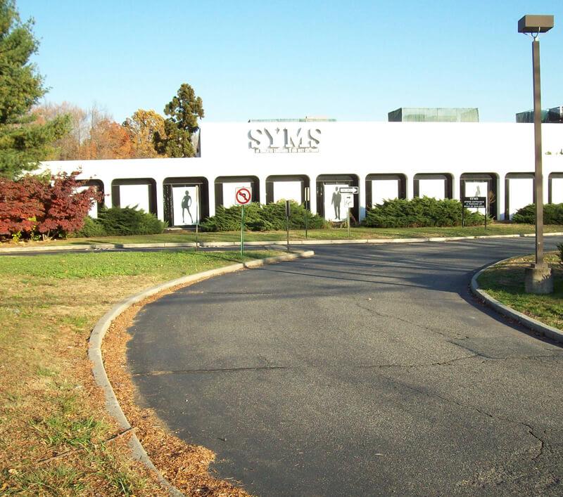 Syms-330 Paramus Exterior Front