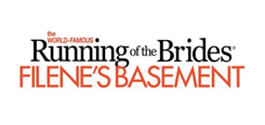The world famous running of the brides filene's basement - a great value never goes out of style